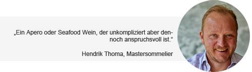 Hendrik Thoma Arneis Weintipp